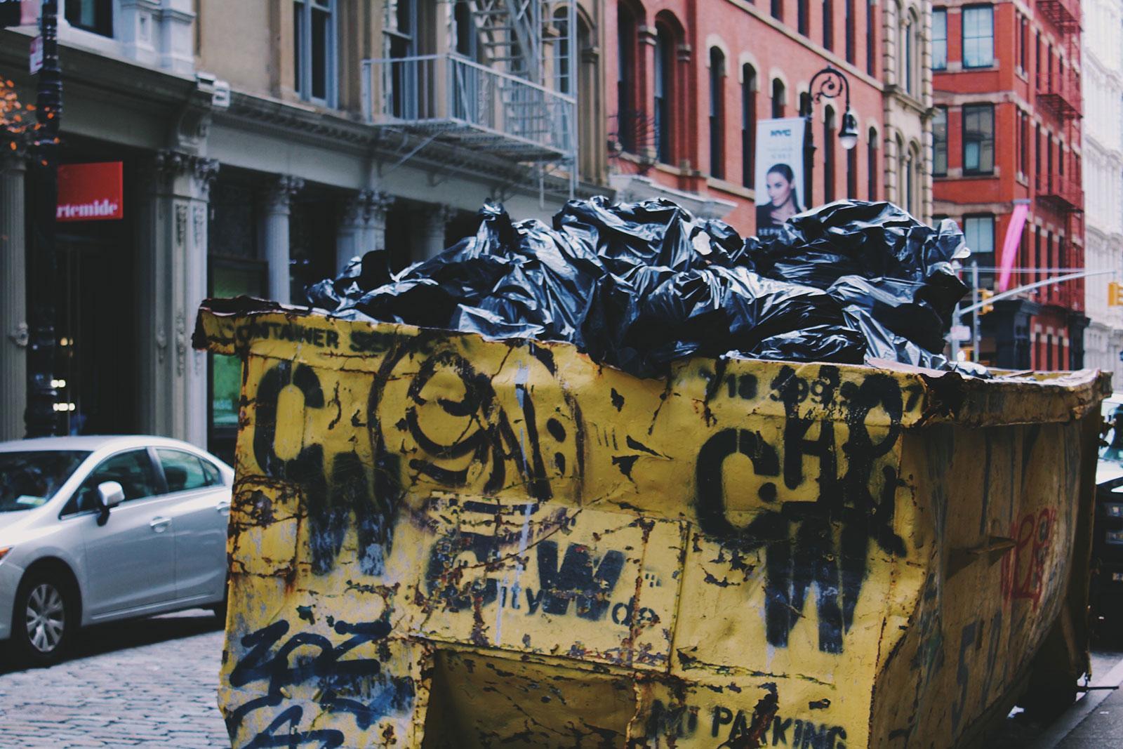 Alles wat je moet weten over puincontainers