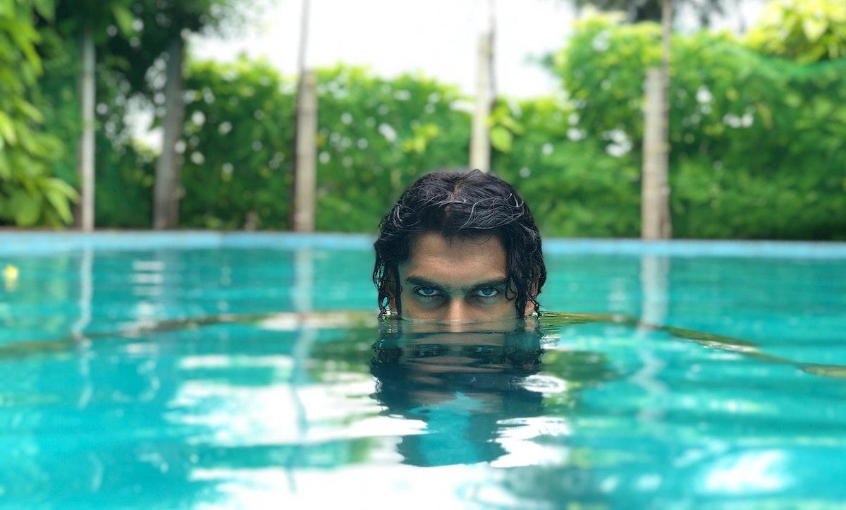 Zwembadfolie of zwembadliner kapot?